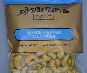 Black Pepper Cashews