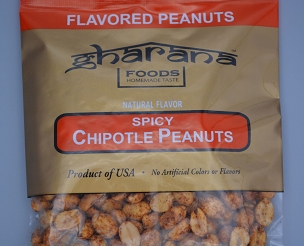 Spicy Chipotle Peanuts
