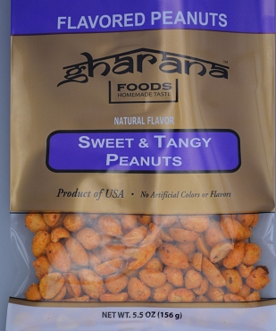 Sweet & Tangy Peanuts